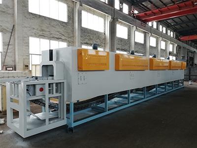江苏Aluminum bar heating furnace