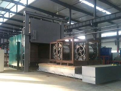 江苏Aging furnace for aluminum alloy wire rod