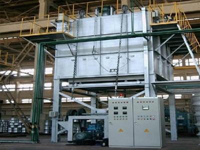 江苏Vertical aluminum alloy quenching furnace
