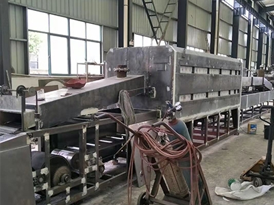 Stainless steel bright furnace
